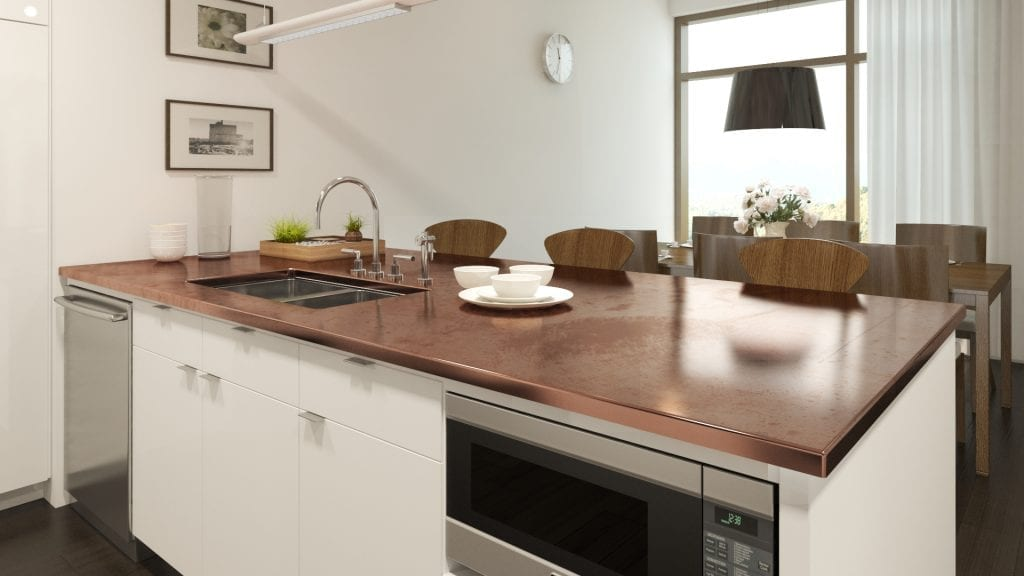 Countertops With A Twist House Tipster Industry