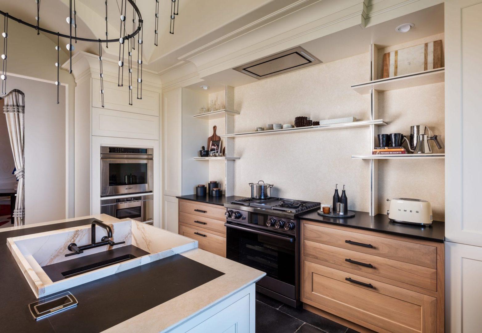 Vasi Ypsilantis Expert Kitchen Shines For Kips Bay