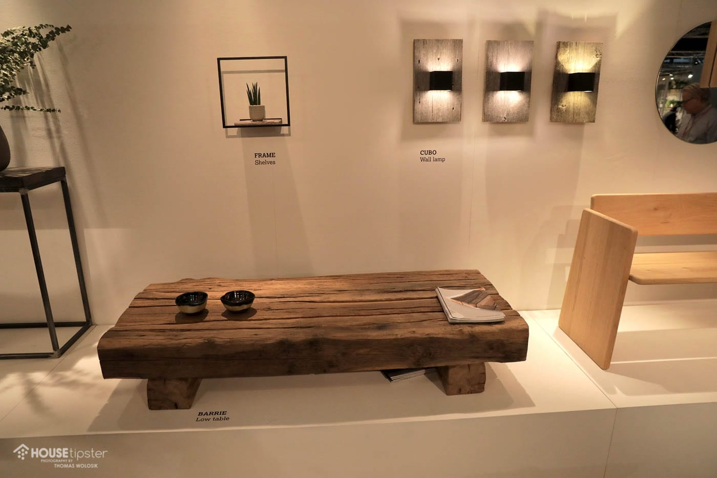 Atmosphere & Bois Introduces Reclaimed Wood Array at Maison | House ...