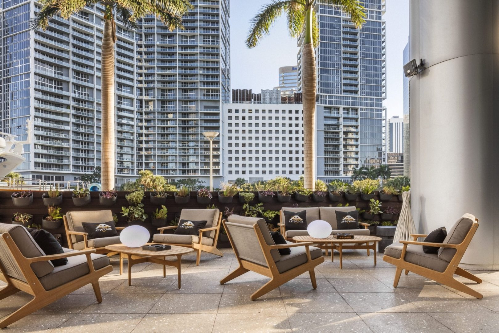 Maison F P Journe Opens At Epic Hotel Miami House Tipster