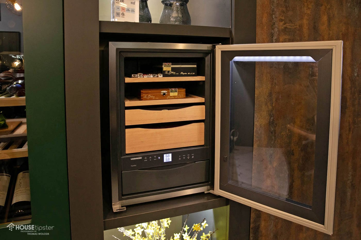 Liebherr Refrigerators Take Center Stage in NYC | House Tipster Industry