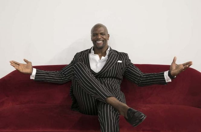 Brand Terry Crews