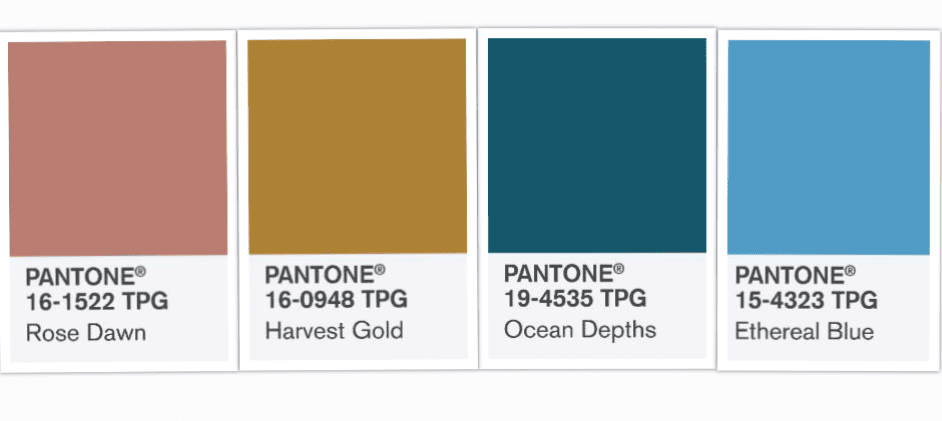 Pantone Reveals Travel Inspired 2019 Trend Color Palette House