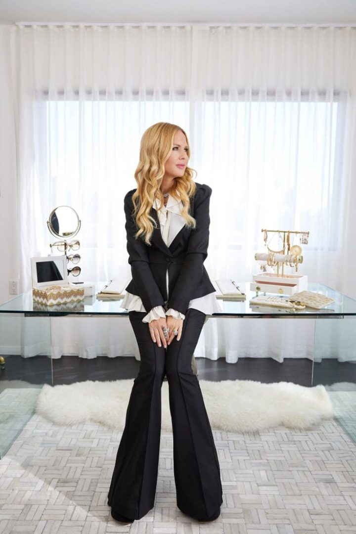 Rachel Zoe Creates Home Collection With Pottery Barn Kids