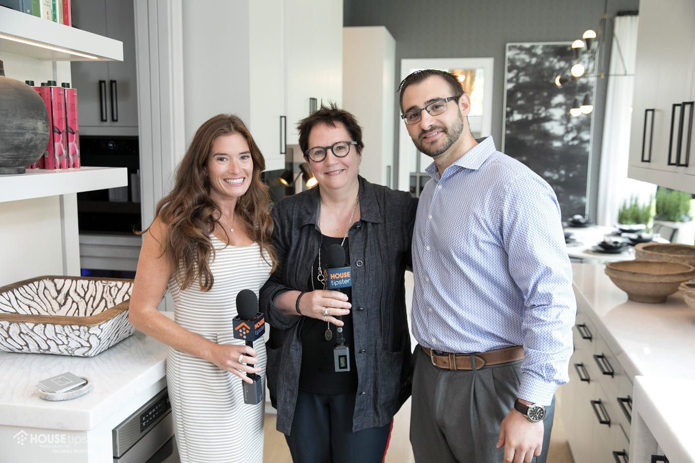 Ciuffo Cabinetry & Elizabeth Dow Create Holiday House Hamptons Kitchen | House Tipster Industry