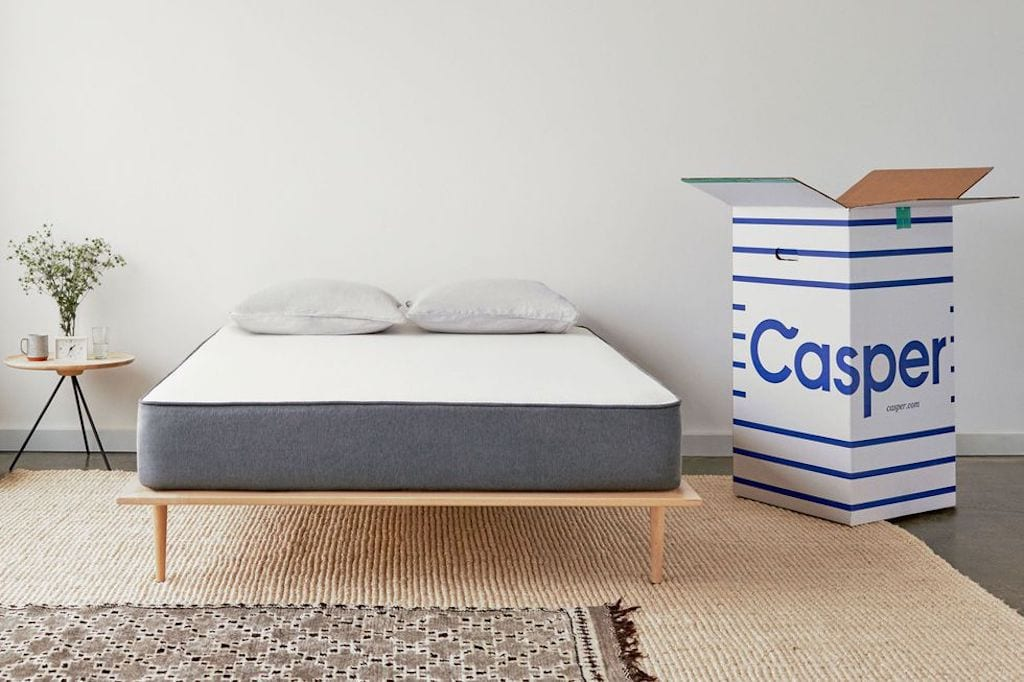 Excellent Casper Mattress To Debut First Wholesale Showroom At Las Home Interior And Landscaping Ologienasavecom