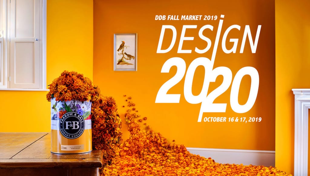 DDB Fall Market 2019 To Focus on Design 2020 Theme | House