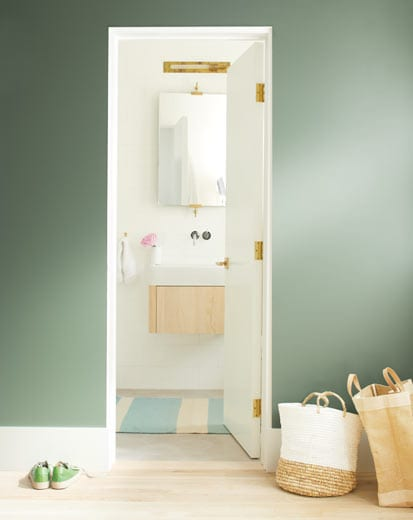 mesmerizing bathroom paint colors 2020 | Benjamin Moore 2020 Color Palette | House Tipster Industry